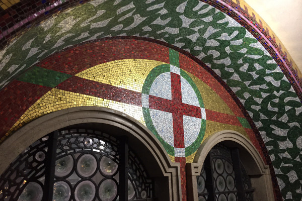 Glass-Mosaic-Installation-for-St-George's-Chapel-Westminster-Cathedral