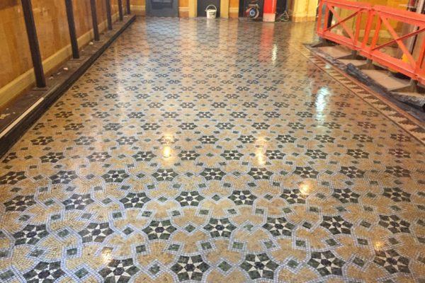 Alchemist - Nottingham - large marble restoration (1)