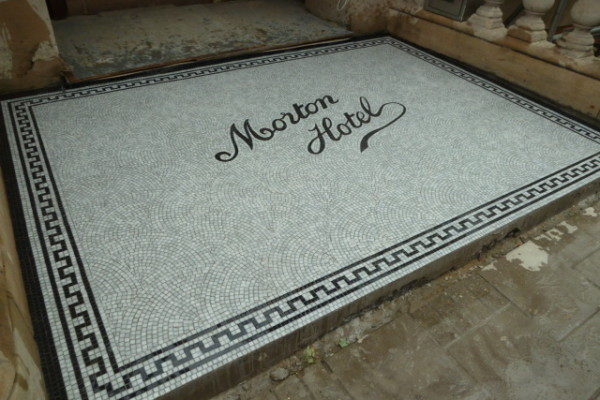 Morton-Hotel-London-Mosaic-Project