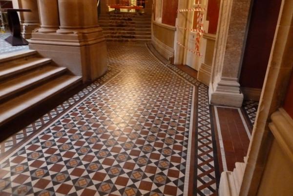 St-Pancras-Mosaic