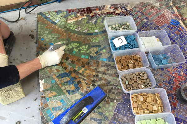 leeds-college-of-art-2015-mosaic-working