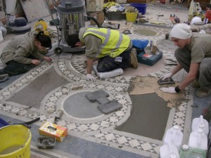 royal-institute-of-chartered-surveyors-parliament-square-london-2009-mosaic-restoration