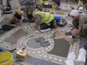 royal-institute-of-chartered-surveyors-parliament-square-london-2009-mosaic-restoration