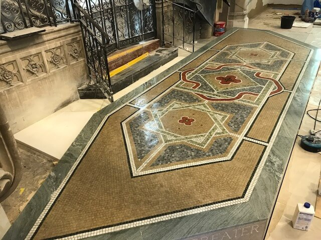 Mosaic Restoration - Recently Completed Projects