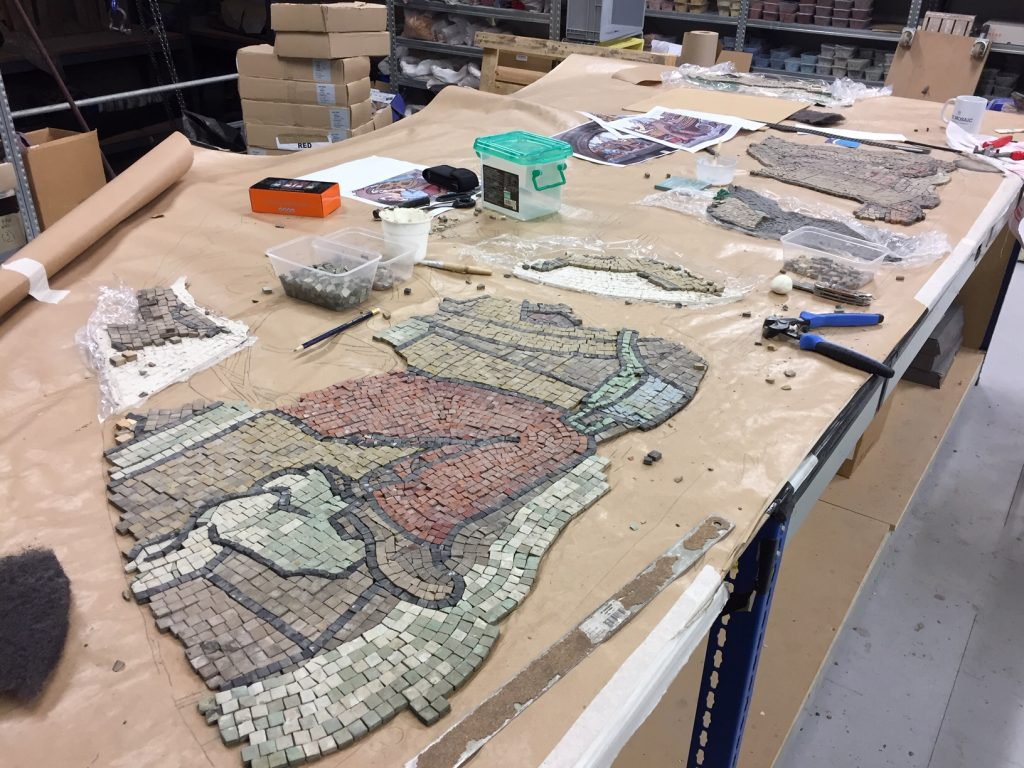 Inverness-mosaic-restoration