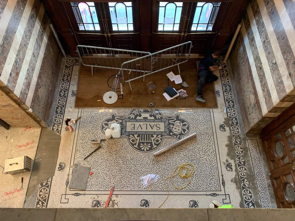 Mosaic-Restoration-ENO-The-Coliseum-London 2