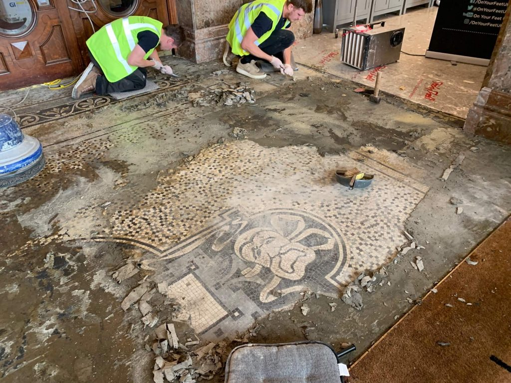 Mosaic-Restoration-ENO-The-Coliseum-London 3