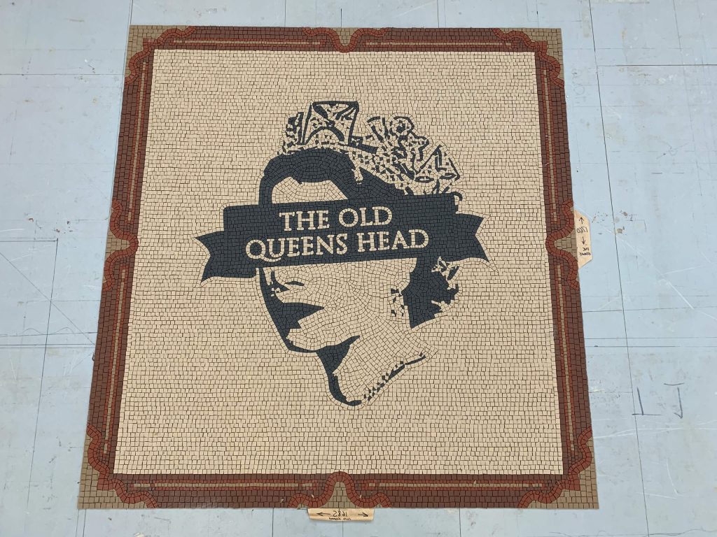 new-mosaic-commissions-old-queens-head