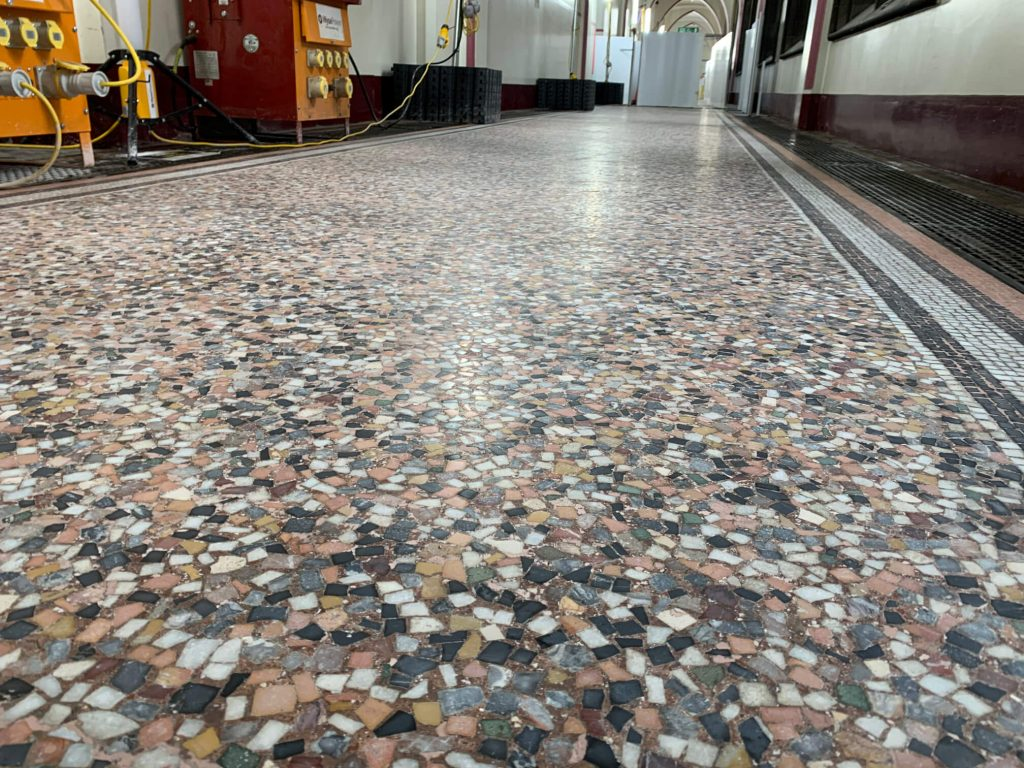 Manchester Town Hall Mosaic Restoration